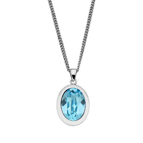 Колье Tivola Aquamarine 404527.1 BL/S