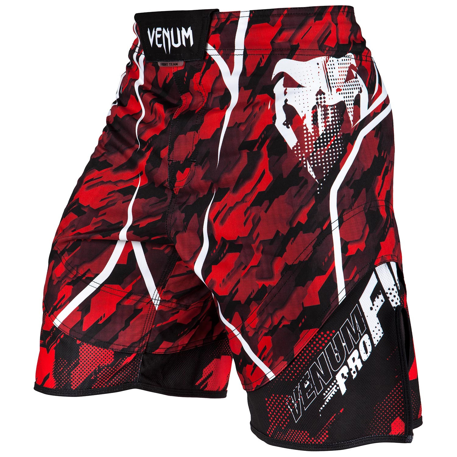 Шорты Шорты Venum Tecmo Fightshorts - Red/White& 1.jpg