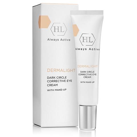 HOLY LAND Корректирующий крем для век с тоном | Dark Circle Corrective Eye Cream Make-Up