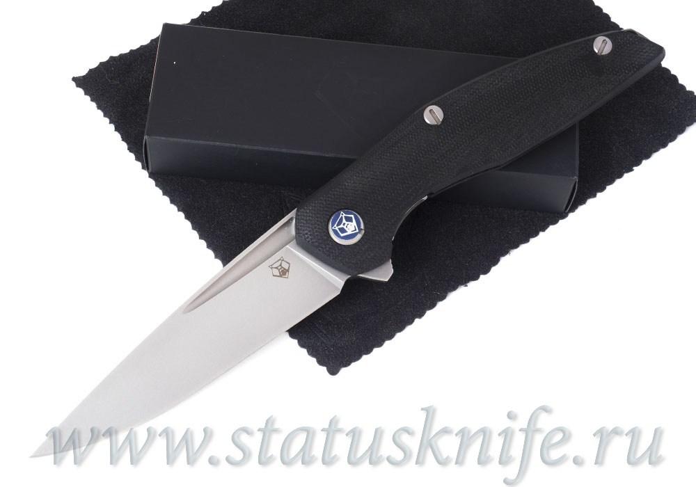 Нож Широгоров 111 Cronidur30 Долы G10 черная MRBS