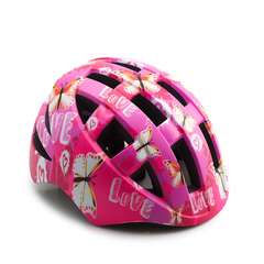 Шлем велосипедный детский Cigna WT-022 (фиолетовый/розовый)