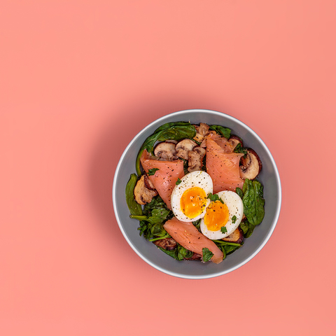 Набор обеденной посуды Classic 12 предметов серый