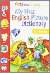 MY FIRST ENGLISH PICT. DICTIONARY - The House
