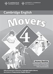 C Young LET 2Ed 4 Movers 4  Answer Booklet