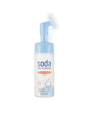 Holika Holika Пенка для лица Soda Tok Tok Clean Pore Bubble Foam,150 мл
