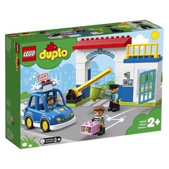 Lego konstruktor Duplo Police Station