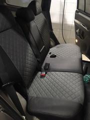 Чехлы на Mitsubishi Pajero Sport II 2013–2016 г.в.