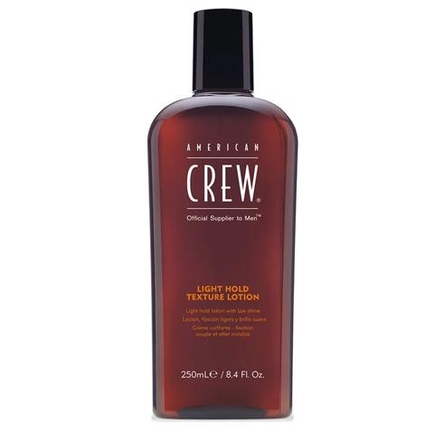 American Crew Styling: Текстурирующий лосьон для волос слабой фиксации (Light Hold Texture Lotion), 250мл