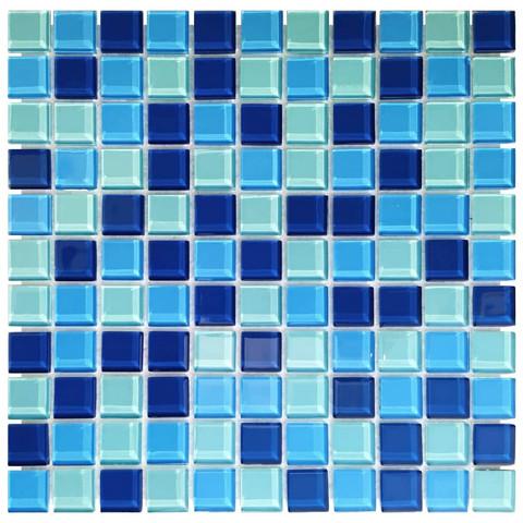 Мозаика стеклянная Aquaviva Сristall YF-810 / 23335