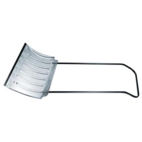Движок для уборки снега (скрепер) Сибртех ковш алюминиевый (75x42 см)