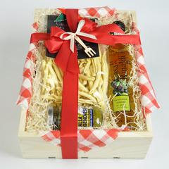 Набор подарочный Semplicita в деревянном ящике