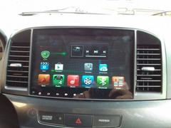 Штатная магнитола Mitsubishi Lancer X (07-15) Android 9.0 2/16GB IPSмодель CB3042T3K