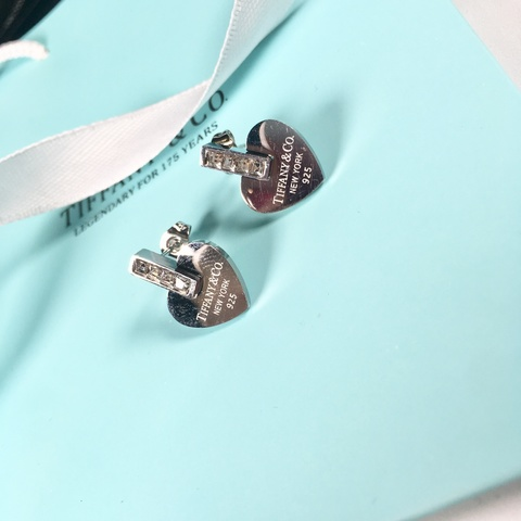 Серьги Heart Diamonds