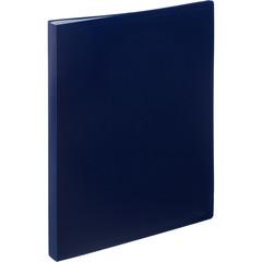 Папка файловая на 30 файлов Attache темно-синяя