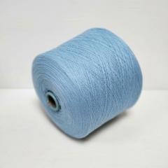 Loro Piana, Cashmere, Кашемир 100%, Озеро (голубой меланж), 2/27, 1350 м в 100 г