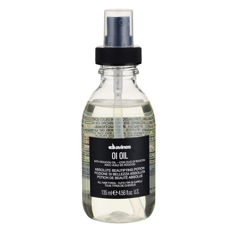 Davines OI: Масло для абсолютной красоты волос (OI Oil Absolute Beautifying Potion)