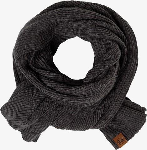 Шарф вязаный Buff Knitted Collar Francis Graphite фото 2