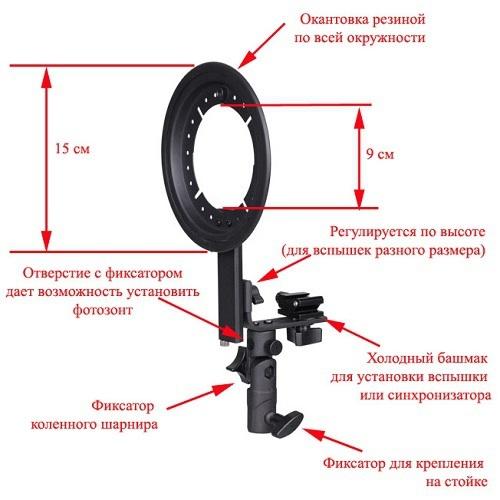 Софтбокс FST SB-020 50x50 см