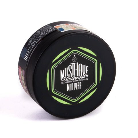 Табак MustHave Mad Pear 125 г