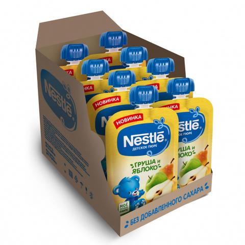 Фруктовое пюре «Чернослив» Nestlé