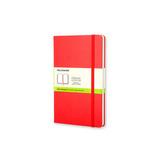 Блокнот Moleskine Classic Pocket красный (QP012R)