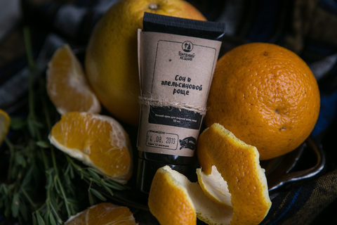 Крем для лица Сон в апельсиновой роще, 50 мл
