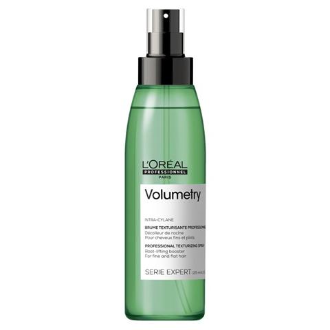 L'Oreal Professionnel Volumetry: Несмываемый спрей для придания объема тонким волосам Волюметри (Volume Root Spray), 125мл