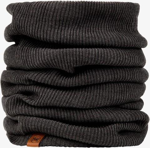 Шарф вязаный Buff Knitted Collar Francis Graphite фото 1