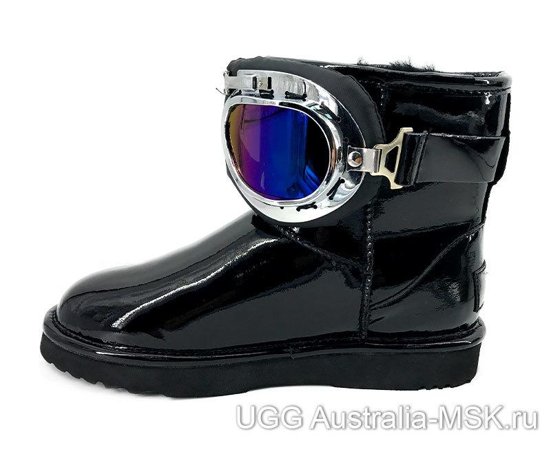 UGG & Jimmy Choo Motor Glasses Black