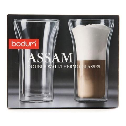 Набор бокалов Bodum Assam (2 шт. по 0,4 литра)
