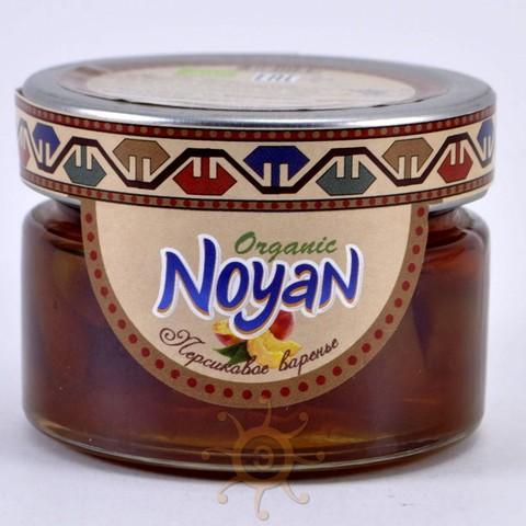"""Варенье из персика """"Organic"""" Noyan, 150г"""