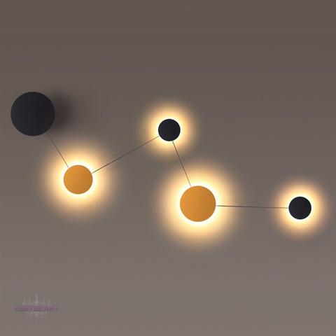 Настенный светильник 4211/38WL серии GALAXY