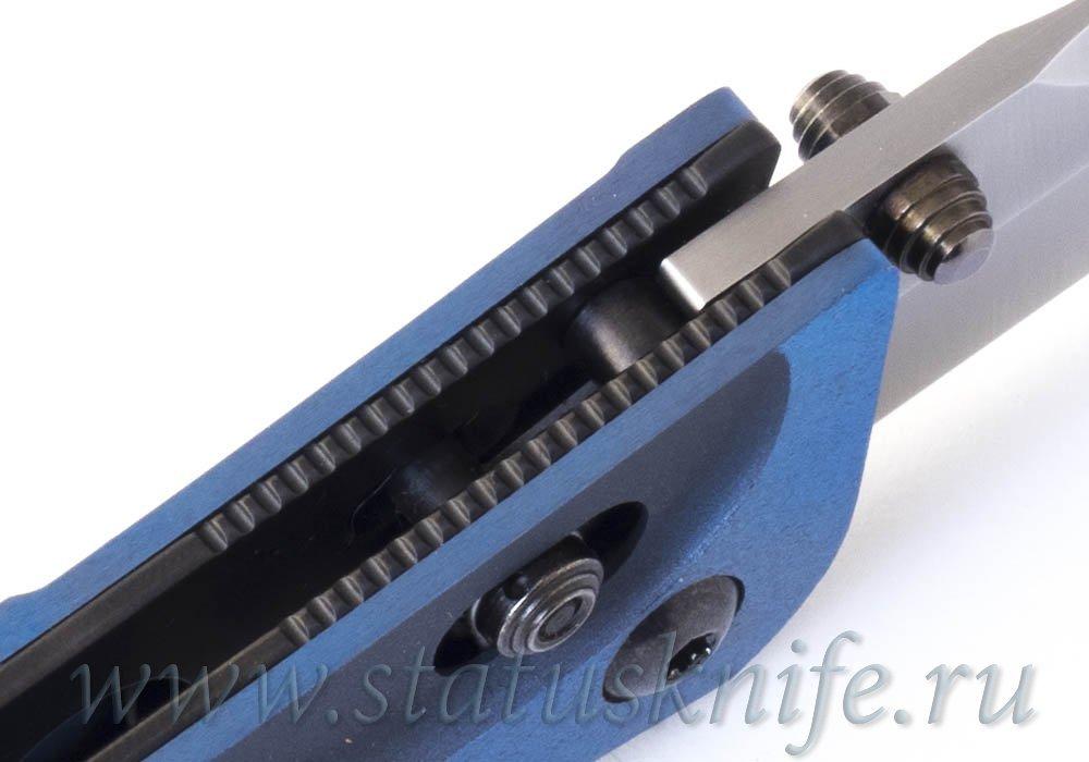 Нож BENCHMADE 730-101 Ares GOLD CLASS - фотография