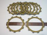 диски сцепления 9шт Yamaha YZF750 93-97 YZF1000 96-02