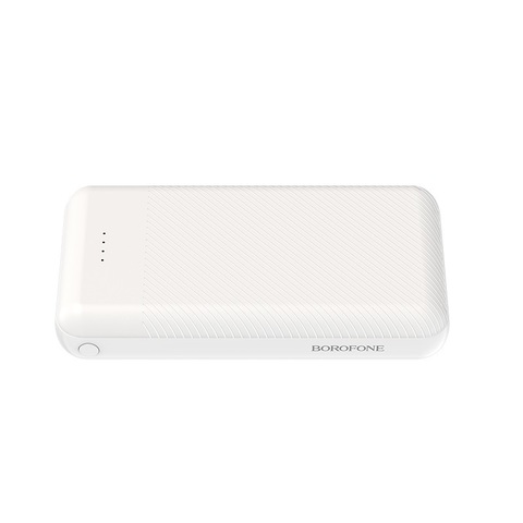 Внешний аккумулятор Borofone BT27A белый 20000mAh