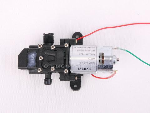 Насос электрический НЭ1 для опрыскивателей