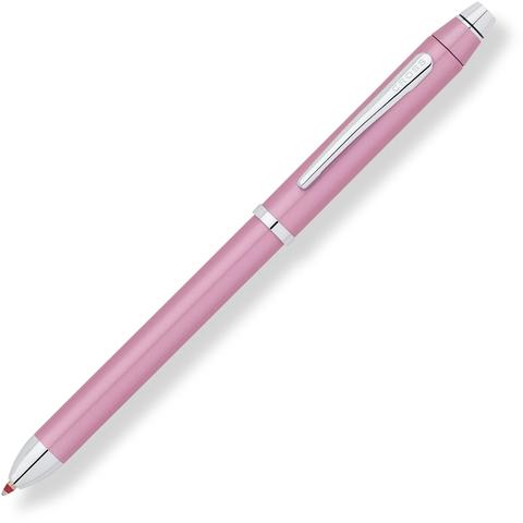 Cross Tech3+ - Frosty Pink, многофункциональная ручка со стилусом, M, BL+R