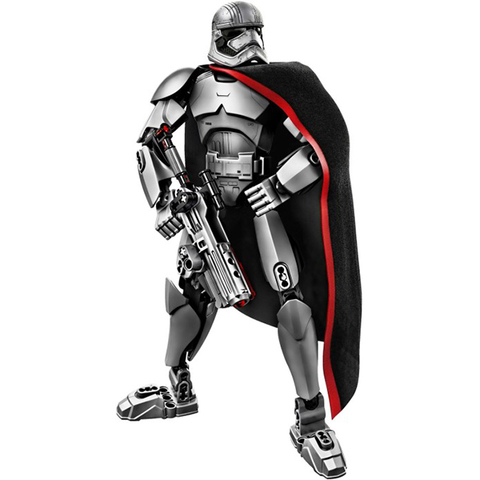 LEGO Star Wars: Капитан Фазма 75118 — Captain Phasma — Лего Звездные войны Стар Ворз