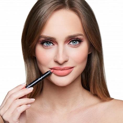 Помада-карандаш Romanovamakeup Sexy Lipstick Pen Velvet Bellini