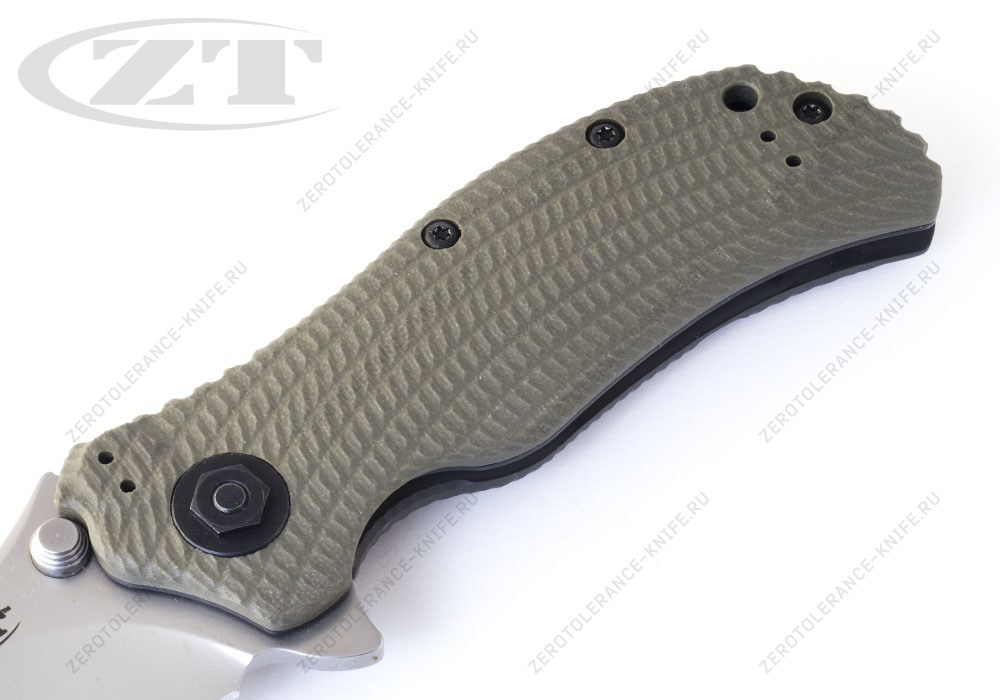 Нож Zero Tolerance 0300CE TAD Gear - фотография