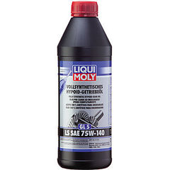 8038 LiquiMoly Синт.тр.масло Vollsynth.Hypoid-Getrieb. LS 75W-140 (GL-5) (1л)