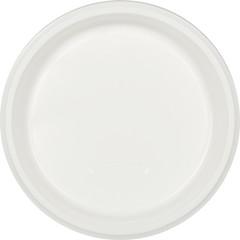 Тарелка одноразовая  d 220мм, белая, ПП 100шт/уп