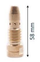 Держатель наконечника MP450(MAXI), М8*58mm (Вставка)