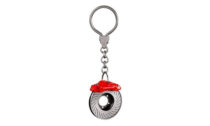 Брелок для ключей Porsche Brake-disc Keyring
