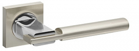 JAZZ KM SN/CP-3 Матовый никель/Хром