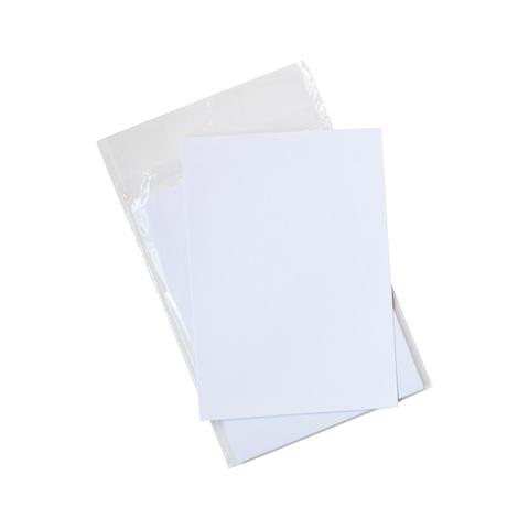 Комплект бумаги для спиртовых маркеров, А4, 50 л.