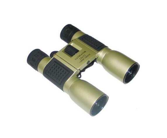 Бинокль Navigator 22x32, зеленый - фото 1