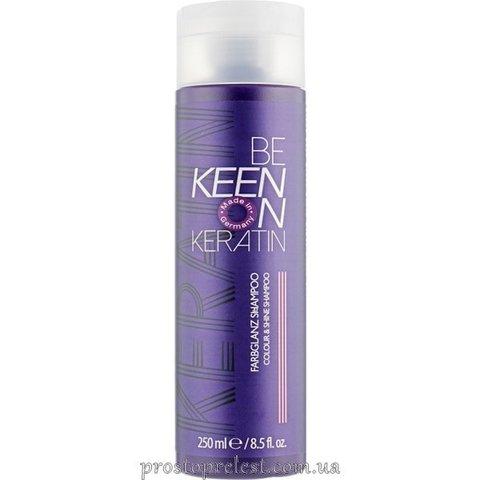 Keen Keratin Colour & Shine Shampoo - Шампунь