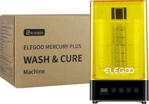 Elegoo Mercury Plus УФ-камера + УЗ очиститель