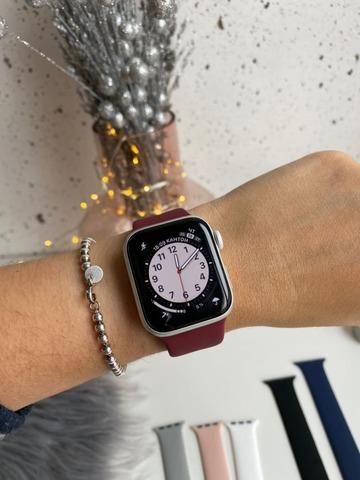Ремешок Apple Watch 38/40 mm Solo Loop /plum/